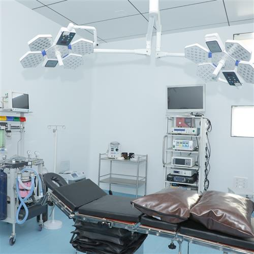 Orthoplus Hospital  operations theater